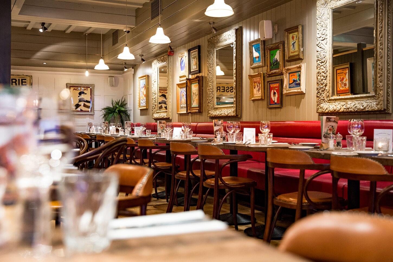 French Restaurant In Stockton Heath Bistrot Pierre