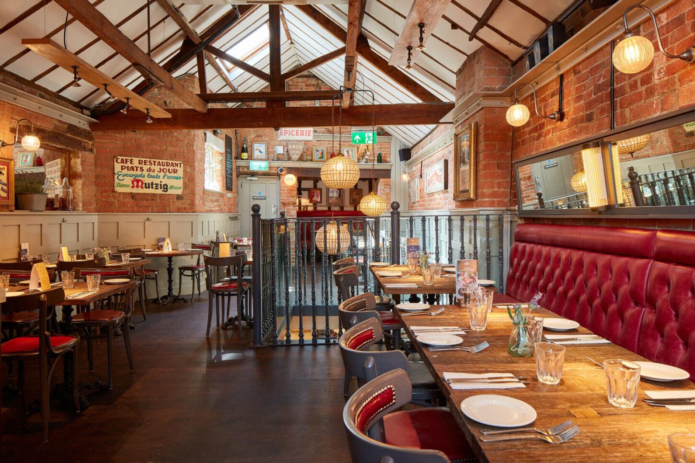 French Restaurant In Derby Bistrot Pierre
