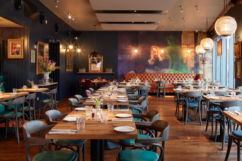 French Restaurant In Mere Green Bistrot Pierre