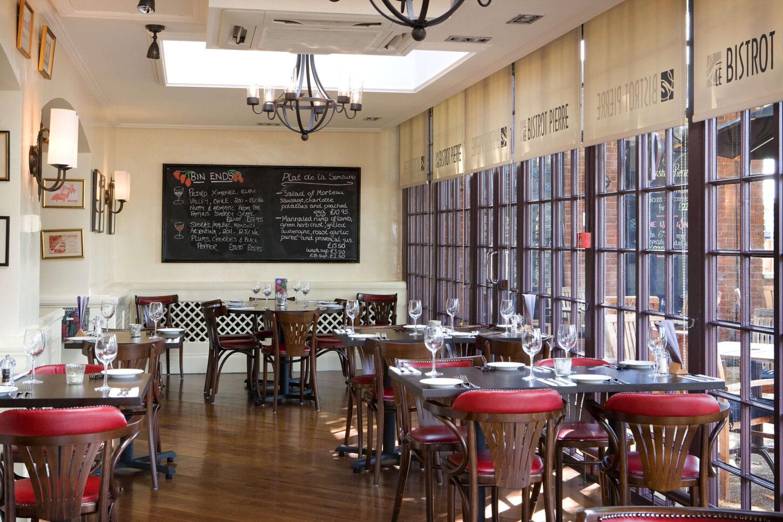 French Restaurant In Stratford Upon Avon Bistrot Pierre